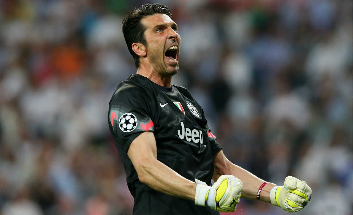 Buffon Leaves Juventus After 17 Years 65d450aa1bf67