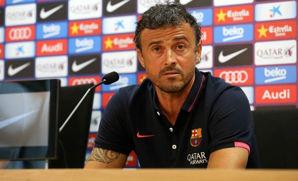 Attack..Attack..Attack! Luis Enrique Tells Barca Fans Not To Leave Early Against Juventus As Camp Nou Boss Eyes Another Great Escape