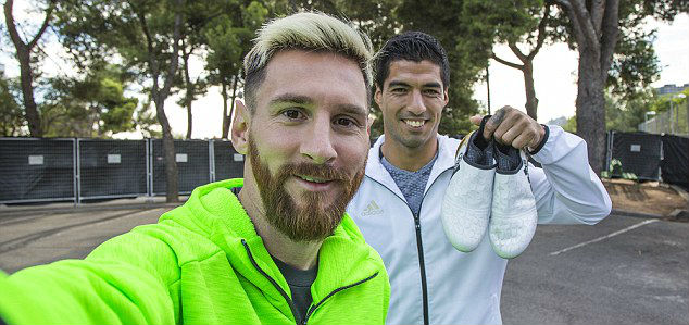 Messi Laughs Off Talk That He, Fabregas And Suarez Spent £32,600 In Ibiza