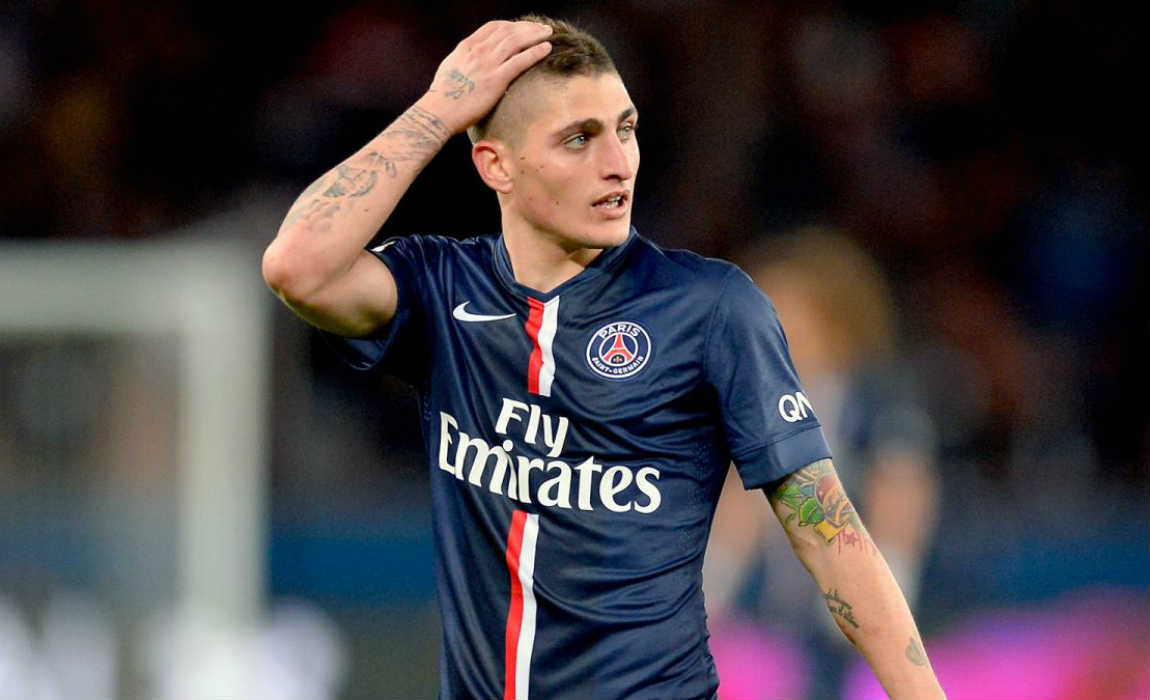 Marquinhos Wants To Stay But Marco Verrati Will Leave PSG