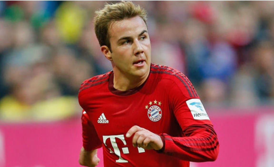 Mario Gotze Is Adjusting To A New Role At Borussia Dortmund