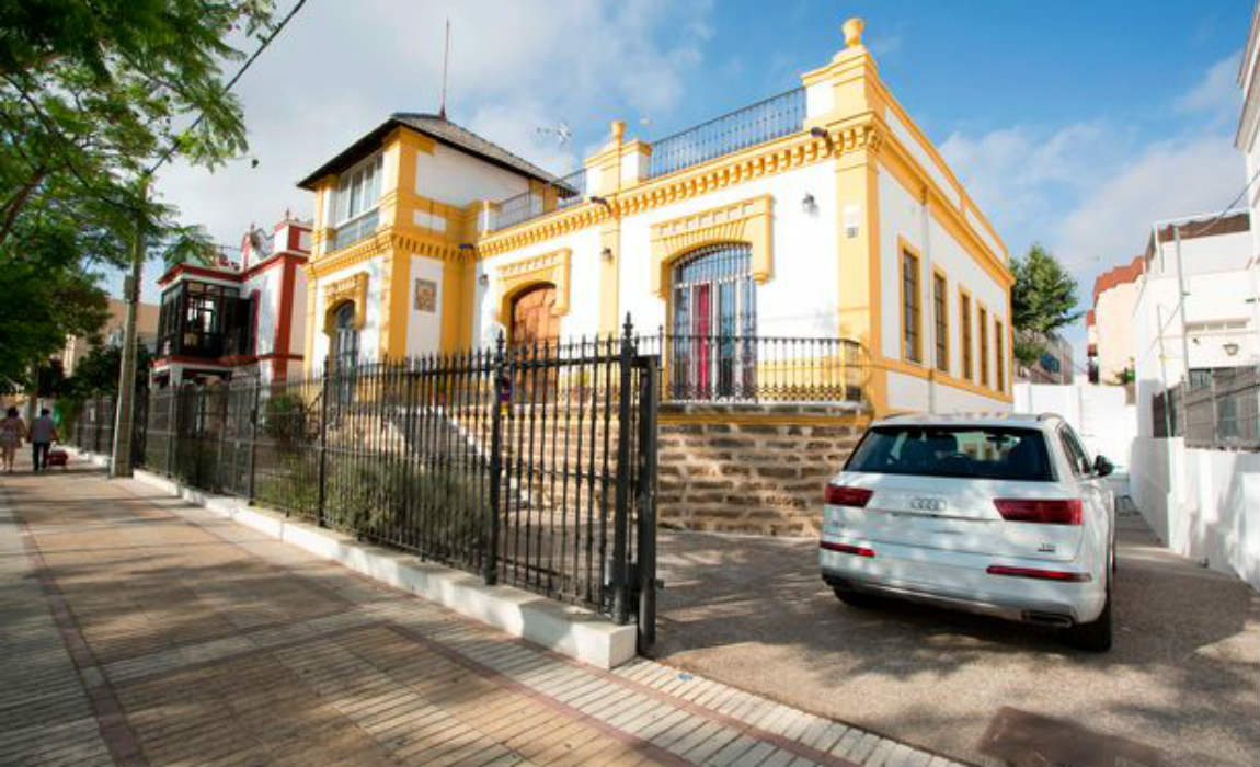 Nolito's luxury home is just 10 minutes away from where Rocio Aguda Duran lives.
