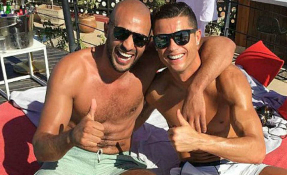ronaldo-and-hari-joked-about-relationship-on-social-media