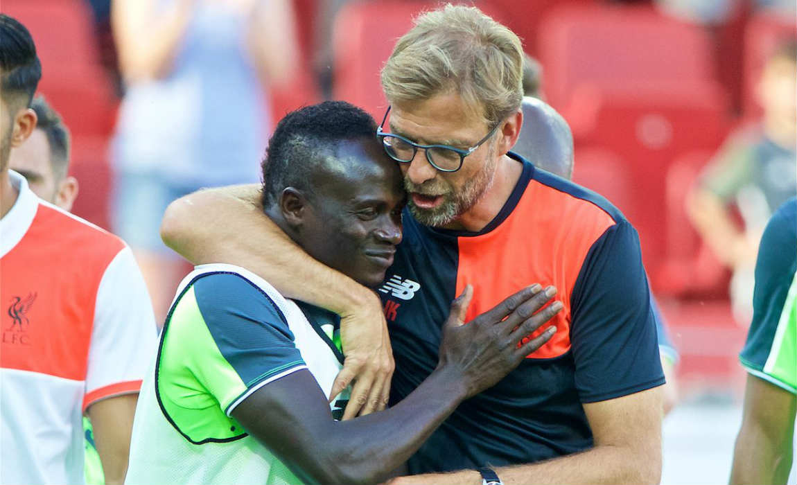 Sadio Mane Backs Liverpool To Remain In Title Race As He