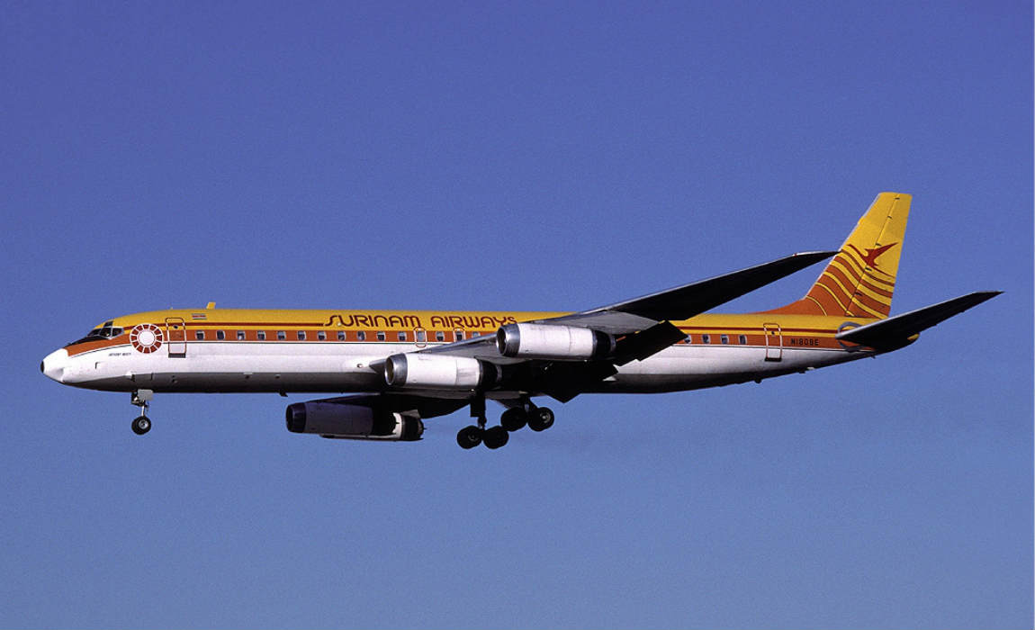 Surinam Airways Flight 764