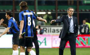 Zlatan Ibrahimovic - Jose Mourinho