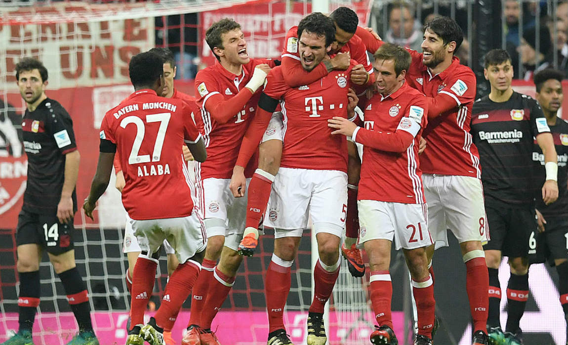 Bayern Munichs Success Depends On Robert Lewandowski