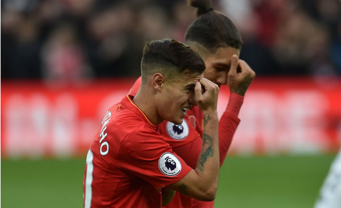Coutinho Asks To Leave Liverpool After Club Refuse To Do Business With Barca Over Transfer