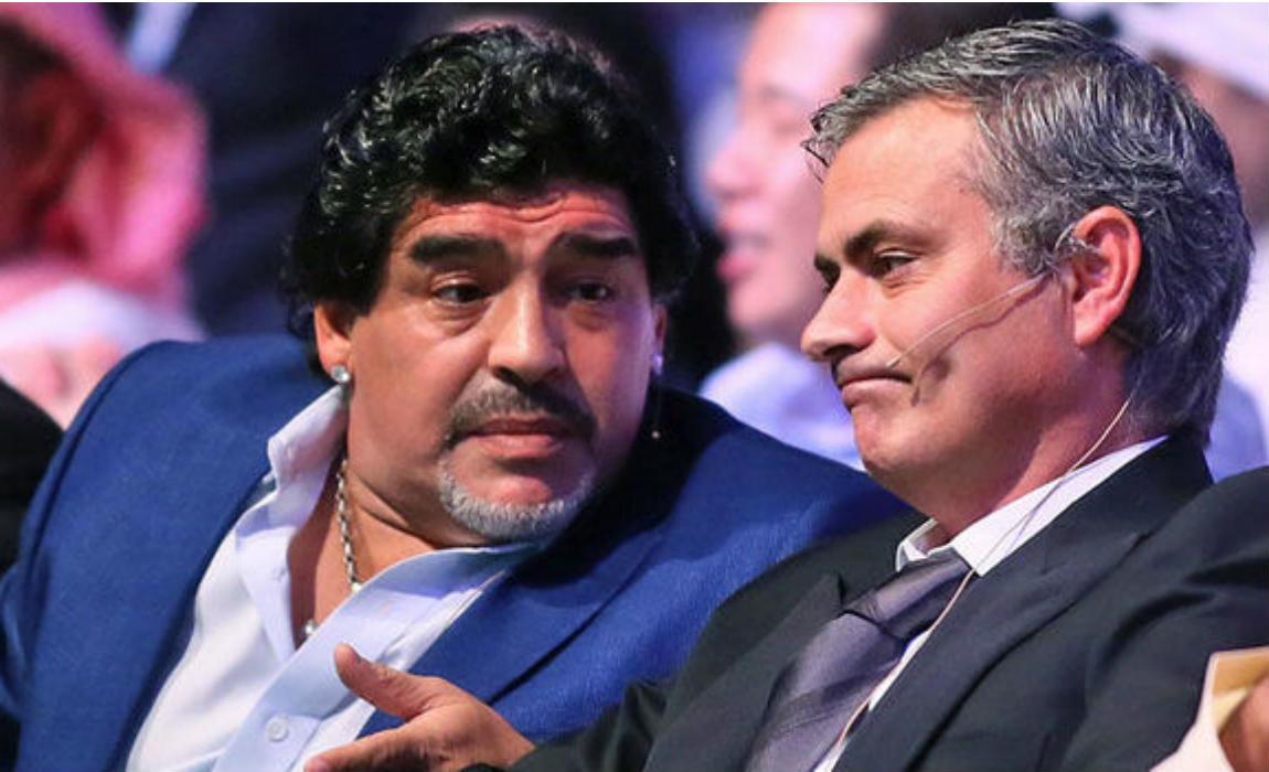 diego-maradona-mourinho