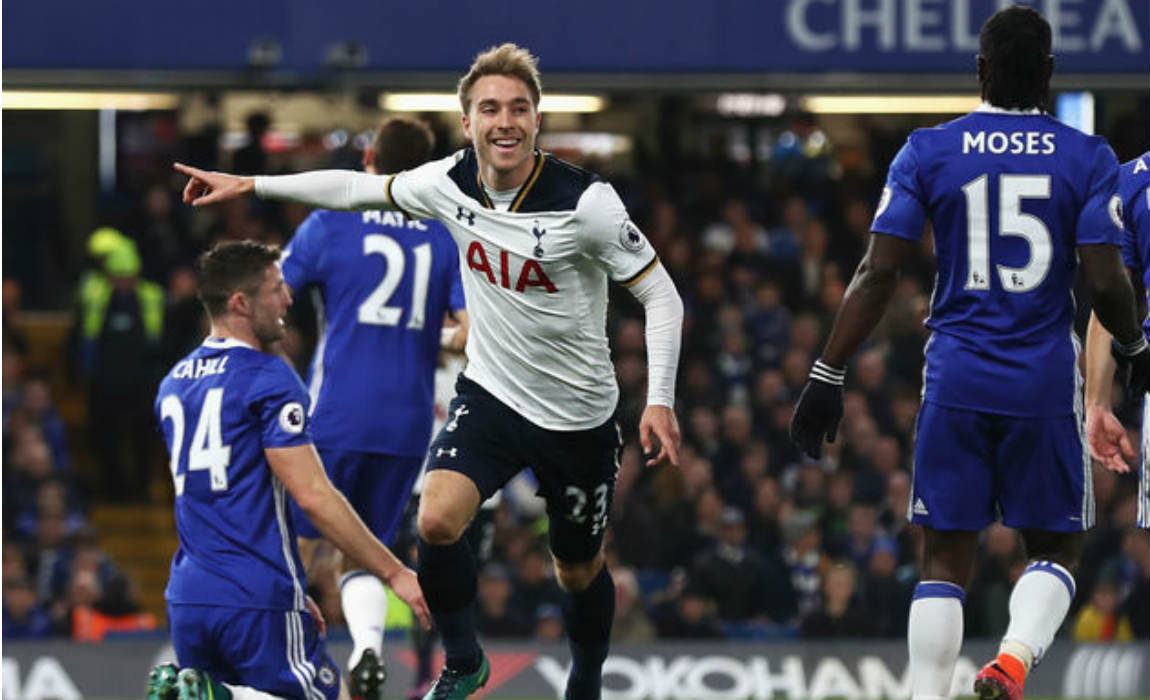 eriksen-with-the-opener