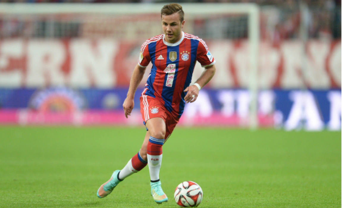 Mario Gotze Is Adjusting To A New Role At Borussia Dortmund