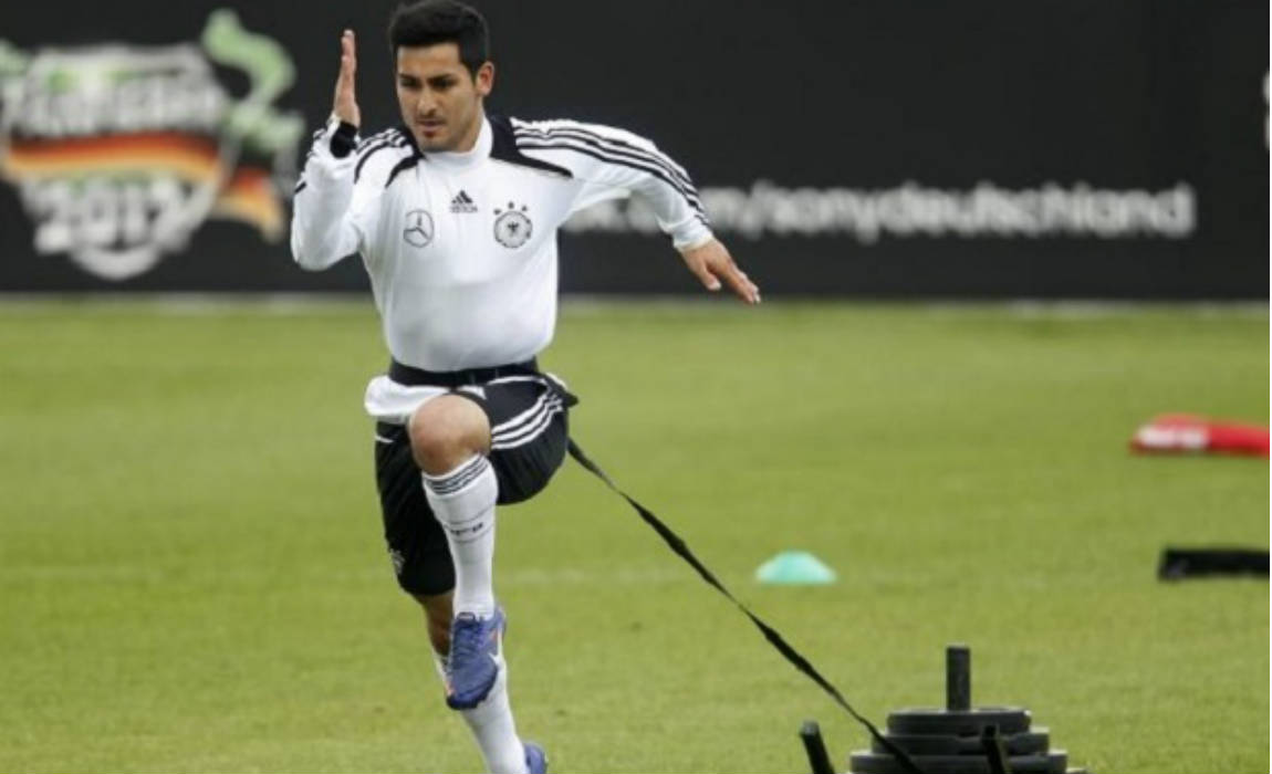 gundogan-training