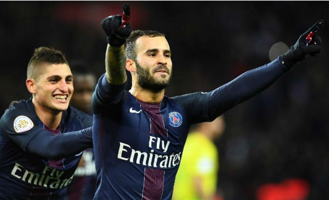 Las Palmas Beat Liverpool To Sign Paris Saint Germain Star Jese ...