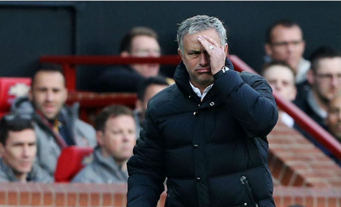 Englsh FA slam improper conduct charge on Man United boss Jose Mourinho