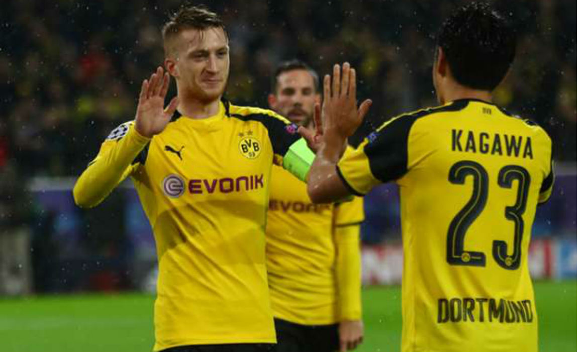 Dortmund Boss Tuchel Wants Team To Have Reus Inspired Energy Boost