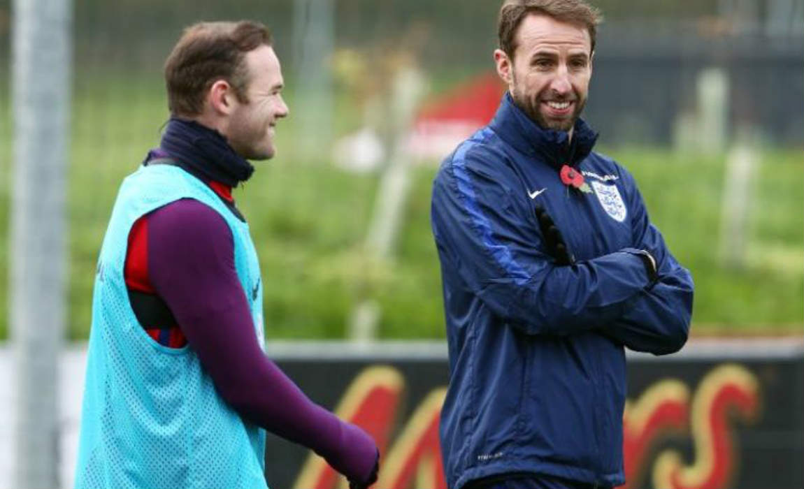 rooney-with-southgate