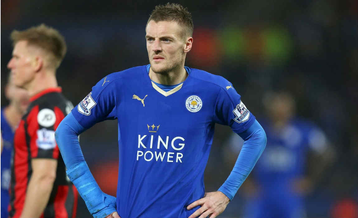 Leicester City Star Jamie Vardy Would Get Into Atletico Madrid Team, Claims Diego Godin