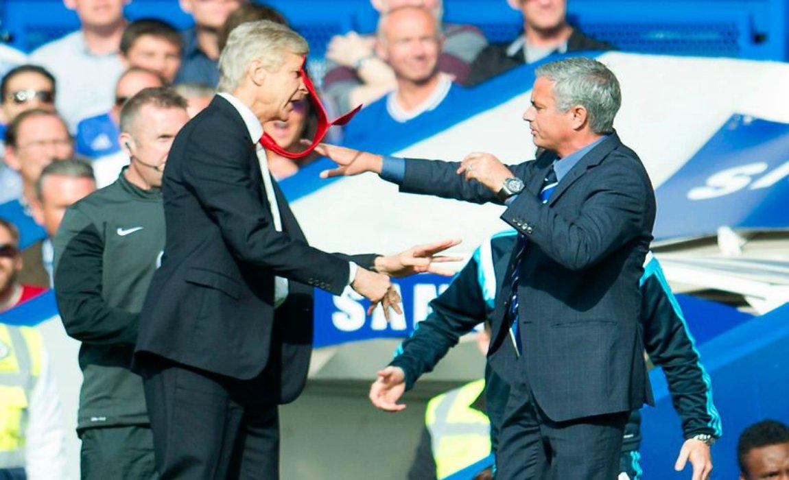 wenger-vs-mourinho