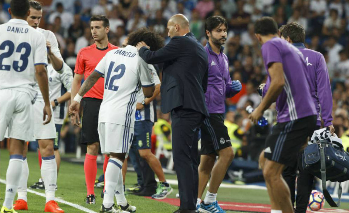 Zidane: I Know Who Will Replace Bale In The Bernabeu
