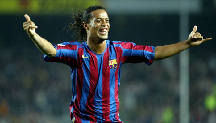 So Near, Yet So Far But No Regrets To Join Barca As Brazil Great Ronaldinho Says He Was Very Close For Man United Move