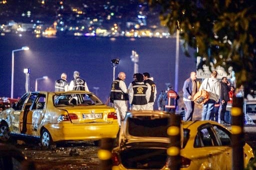 Istanbul bomb blasts kill 29 and wound 166 in terror attack after football match