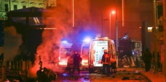 Istanbul Besiktas Turkey: Stadium blasts kill 29 people