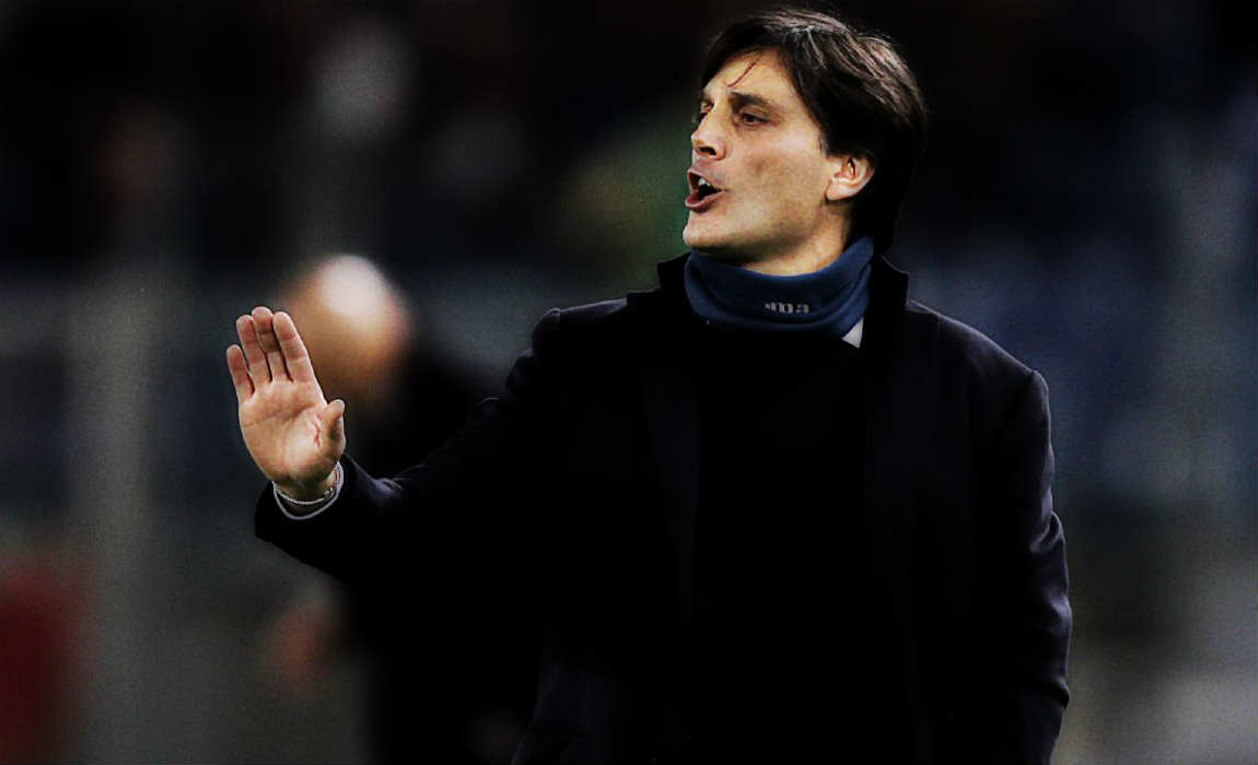 Emotional Vincenzo Montella Uncertain Of Future After AC Milan Takeover