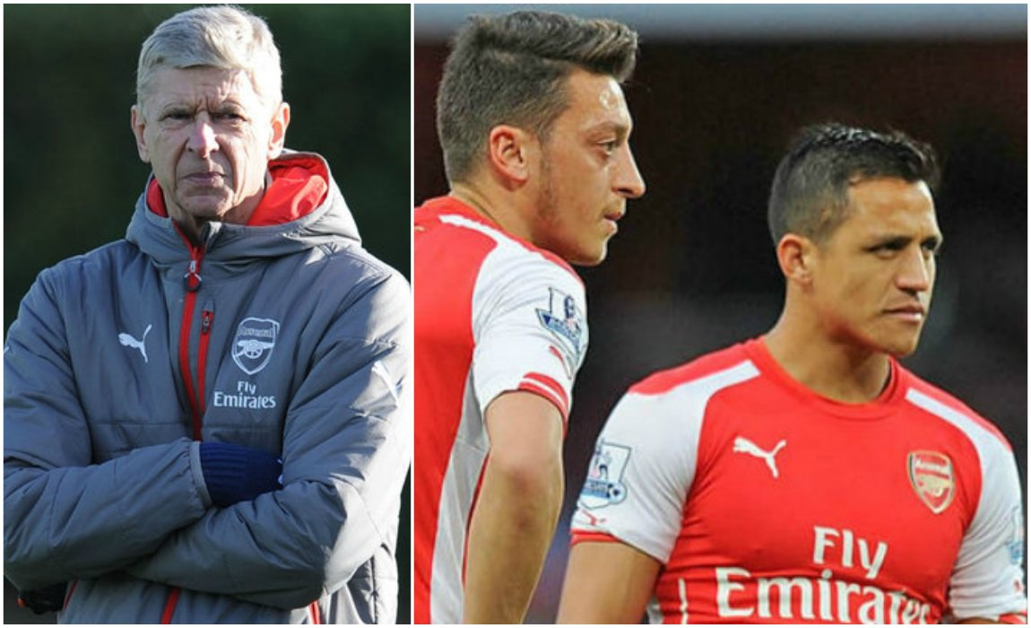 Top 4 Deadly Strikers Who Could Replace Arsenal Contract Rebel Alexis Sanchez