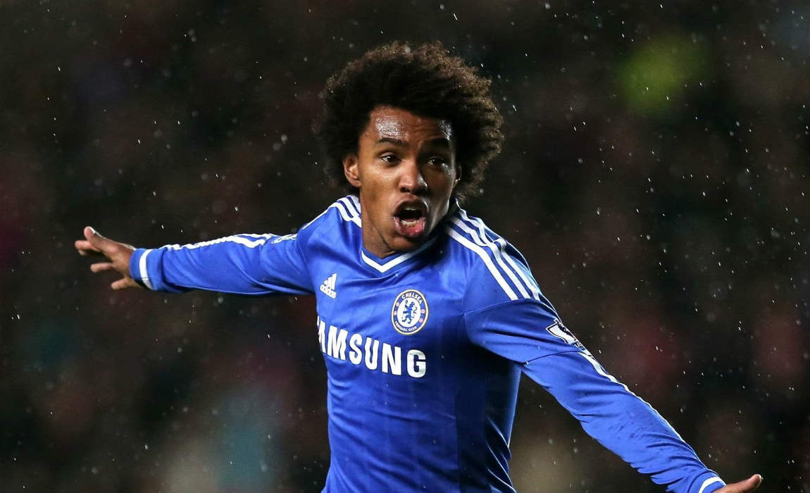 Willian Says He Is Happy He Snubbed Tottenham And Signed For Chelsea