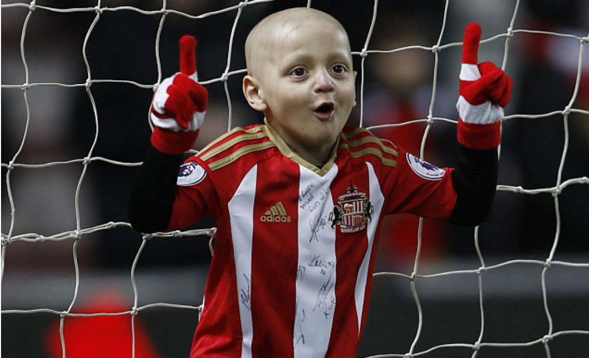Defoe Opens Up About Friendship With Cancer Sufferer Bradley Lowery   Reveals He Has A Girlfriend