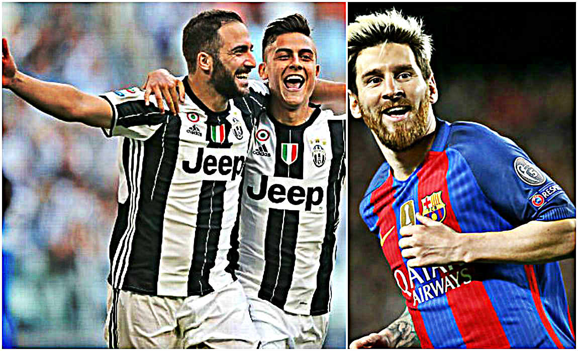 Juventus Wanted Any Team But Barcelona.. But Are They The Favorites Now