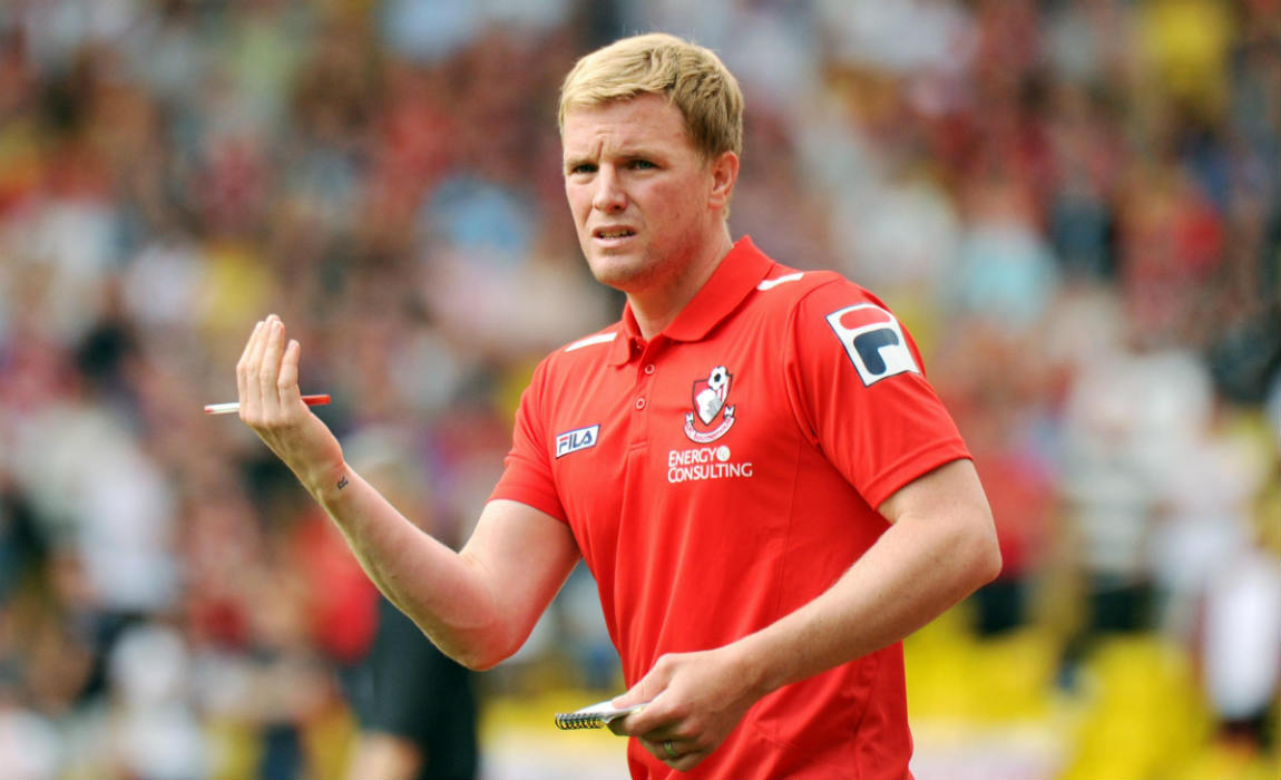 10 Facts You Do Not Know About Bournemouth Manager Eddie Howe