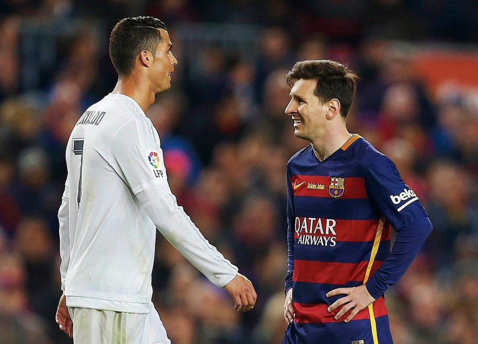 El Clasico Gets Its Own Twitter Emojis With Ronaldo And Messi Characters