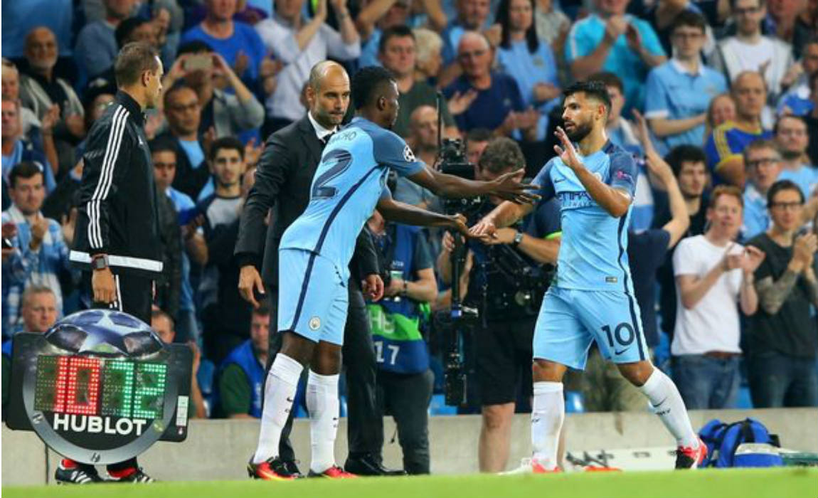 iheanacho-replaces-aguero