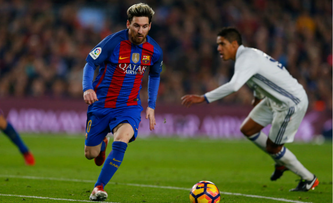 Record Breaking El Clasico Set To Have Huge TV Coverage