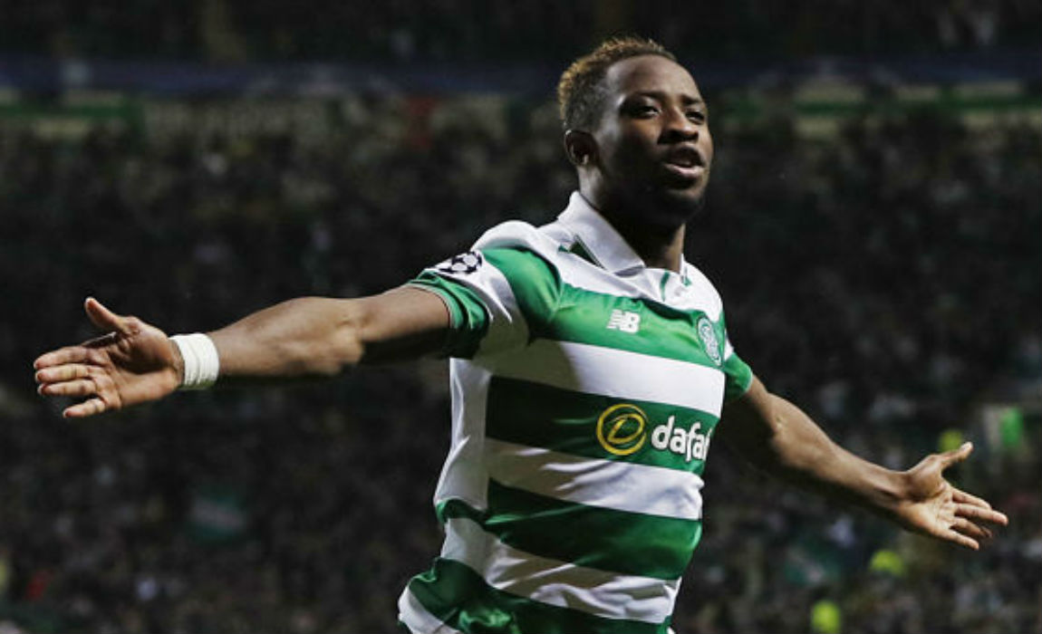 Celtic Star Moussa Dembele Tar ed By Premier League Giants Chelsea