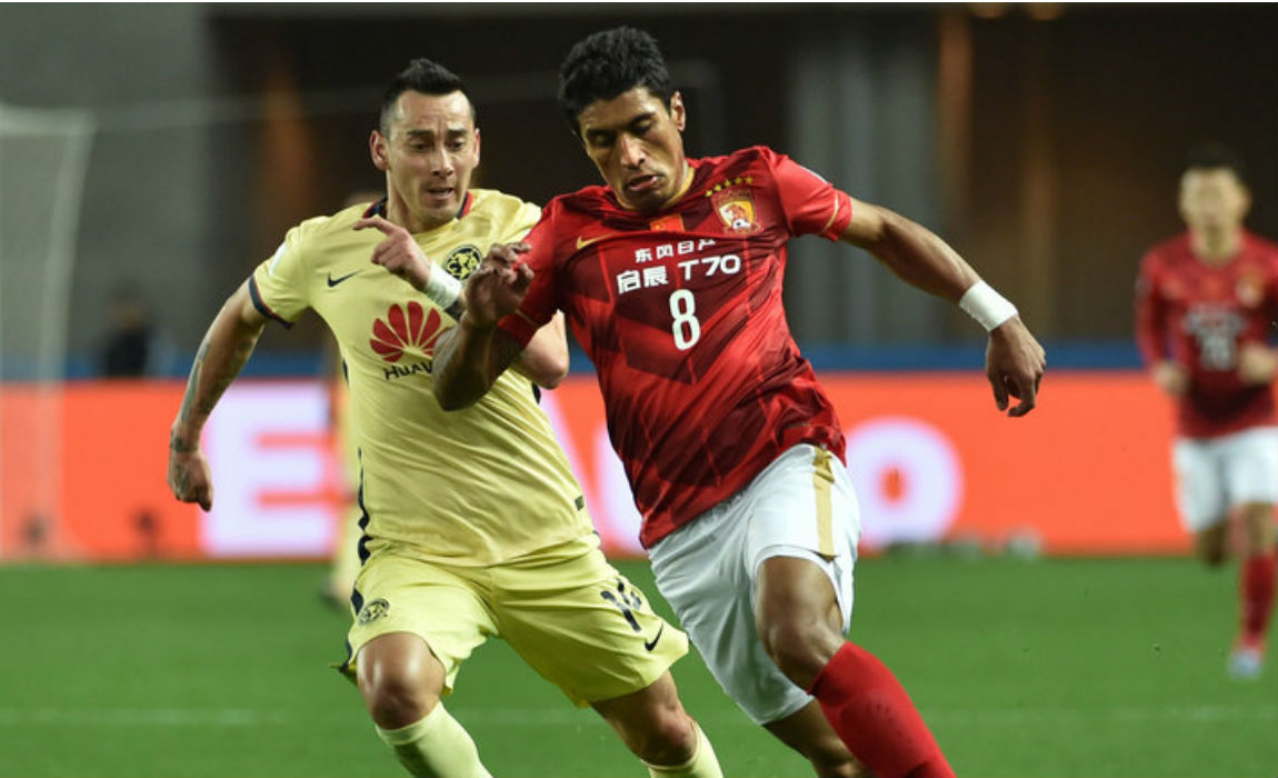 I Like Where I Am, I Will Stay At Guangzhou Evergrande :Paulinho
