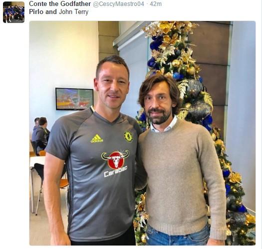 Antonio Conte Wants To Bring Andrea Pirlo To Chelsea Next Season