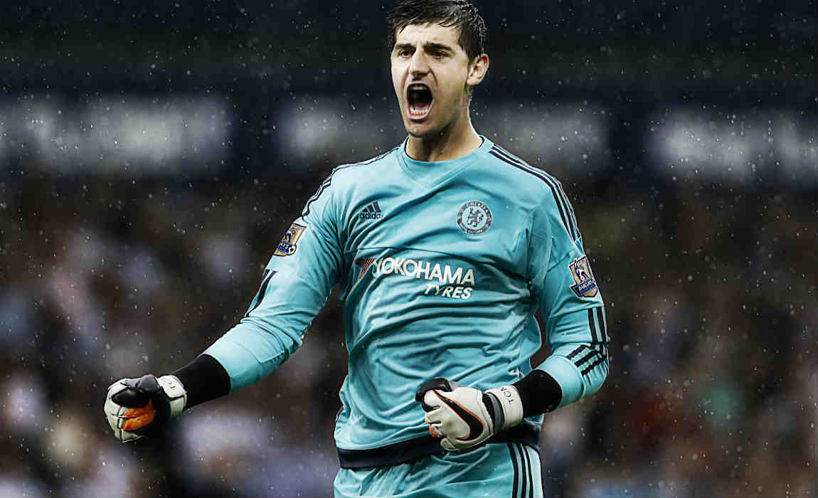 14f3767015b Chelsea Stopper Thibaut Courtois Feared Freak Basketball Accident Would End  His Season