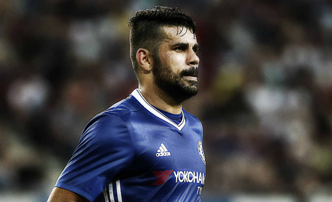 Diego Costa Urges Chelsea To Kick Manchester City Out Of ...