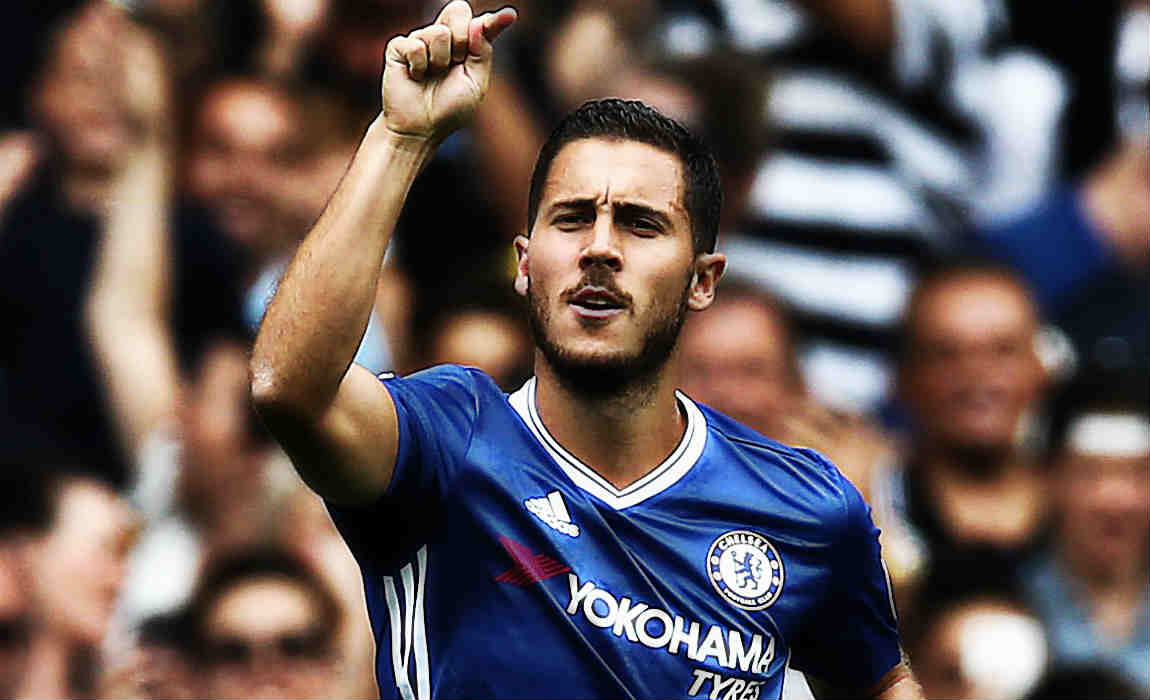 Real Madrid Dealt With Huge Blow As Eden Hazard Reveals He Is Not Leaving Chelsea