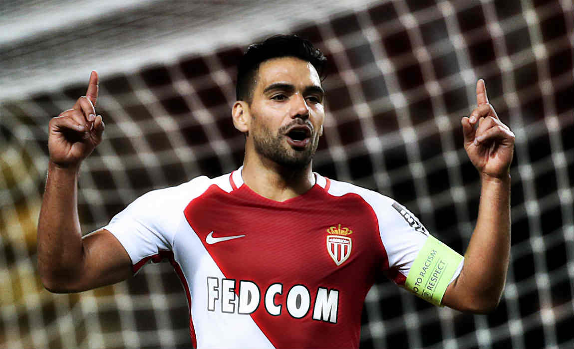 Falcao Scores Monaco Winner As Nice Secure Champions League Berth