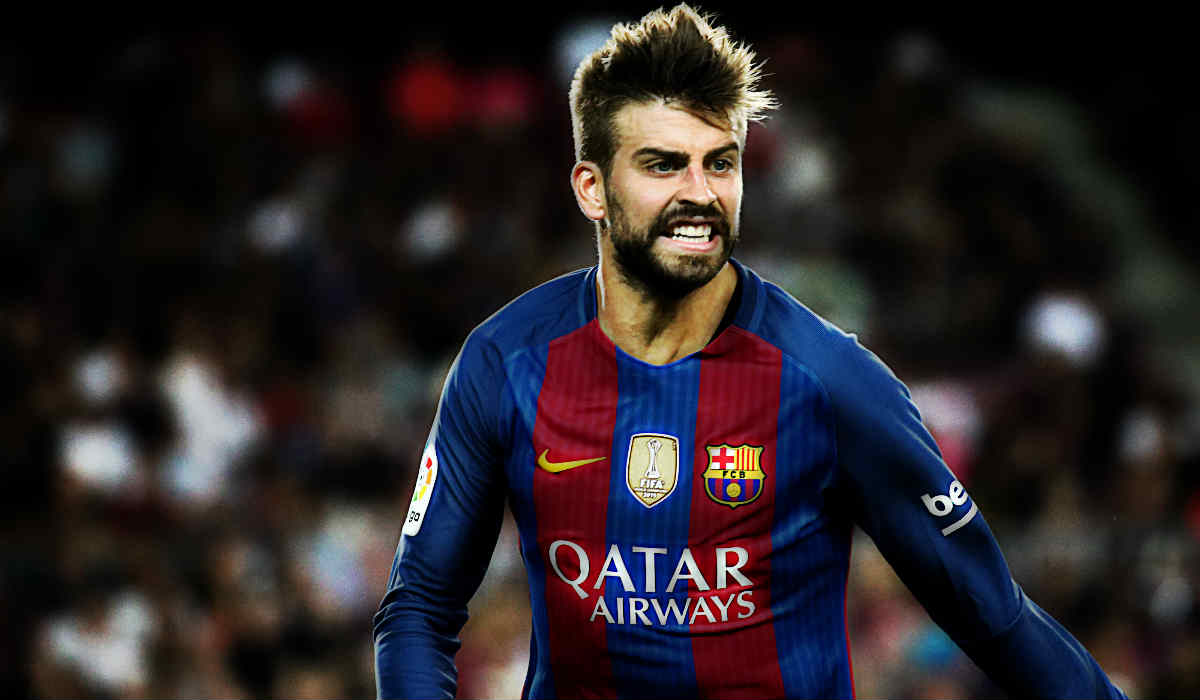 Pique Reveals He Has The Most Fun At Espanyol And Real Madrid