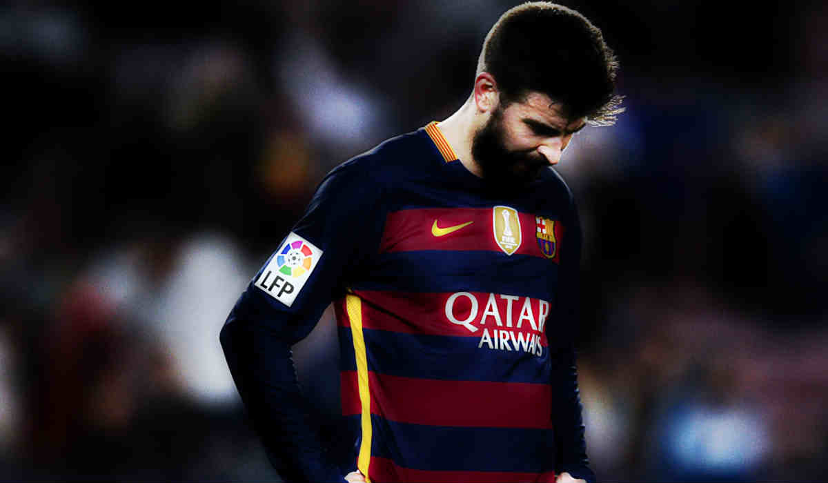 I Think They Can Win The Champions League   Barcelona Star Gerard Pique Lauds Juventus