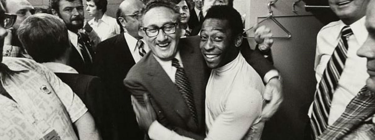 CIA Declassified File: When Kissinger Met Pele And Called Him To The White  House
