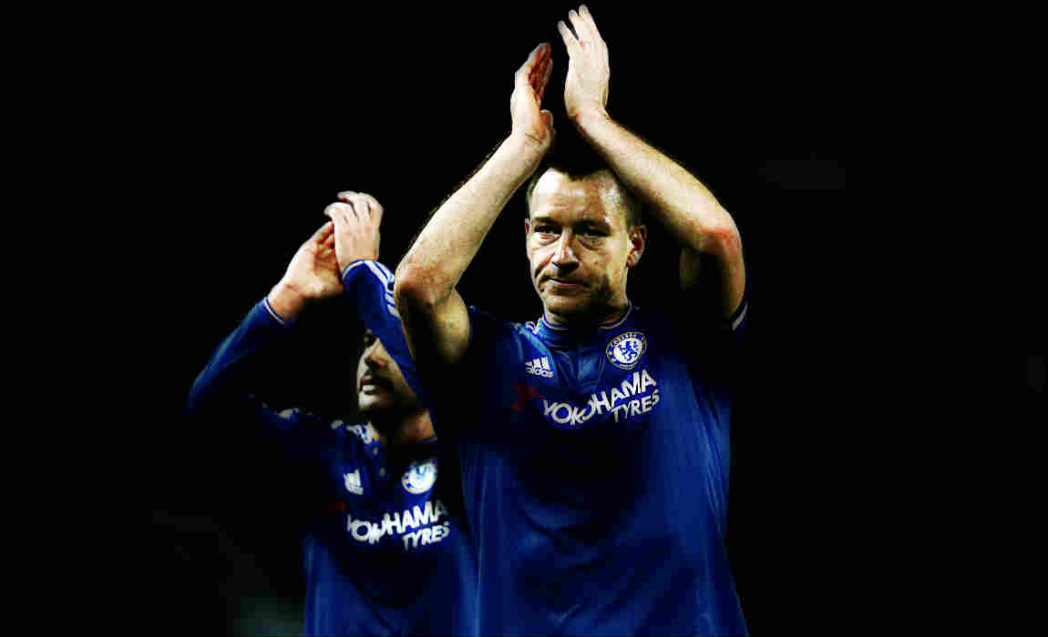 Conte Stands By Captain John Terry Amid Red Card Scandal