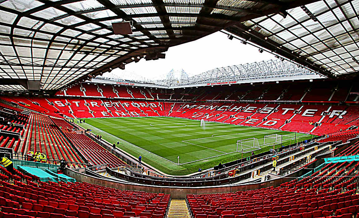 Man United Planning To Give Old Trafford 88 000 Capacity