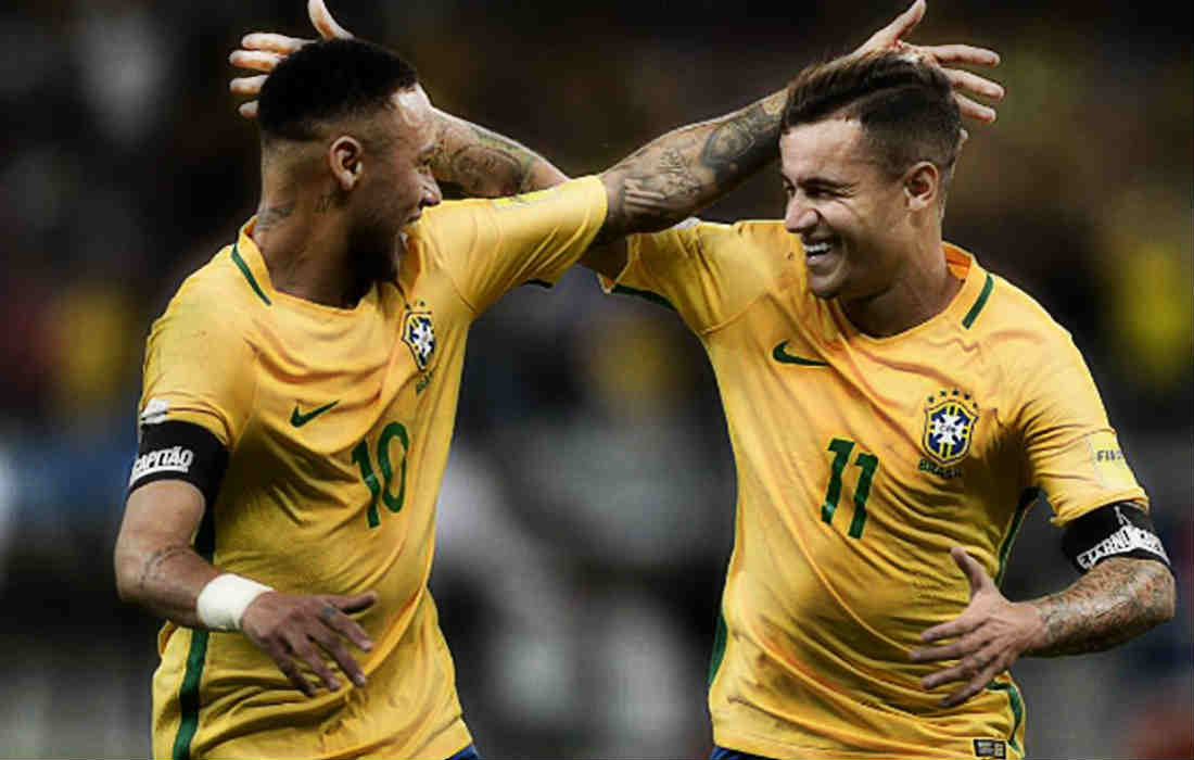 Neymar Claims He Will Sign Philippe Coutinho For Barcelona Soon