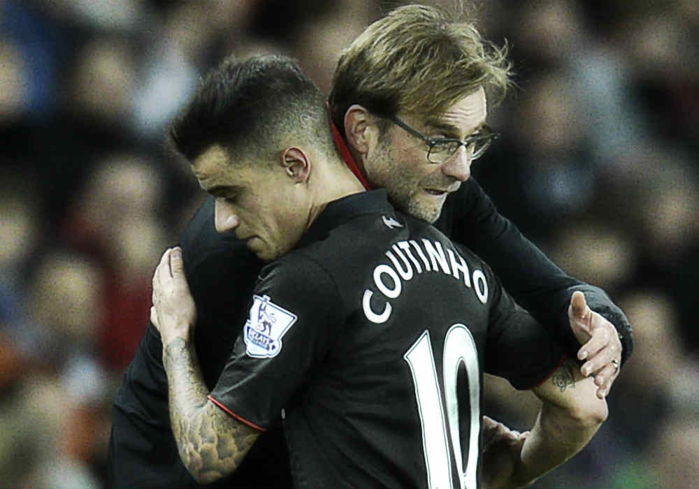 Phillipe Coutinho Happy He Ignored The Advice To Stay At Home After Guiding Liverpool To Dramatic Comeback