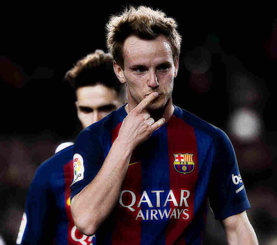 Worried Ivan Rakitic Hopes To Continue At Barcelona For Many Years